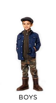 Category - Boys Clothing