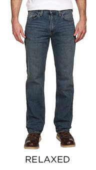 PerfectFit - Men's Relaxed Jeans