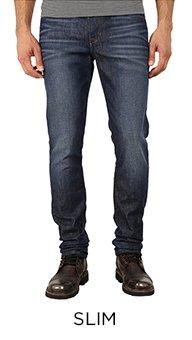 PerfectFit - Men's Slim Jeans
