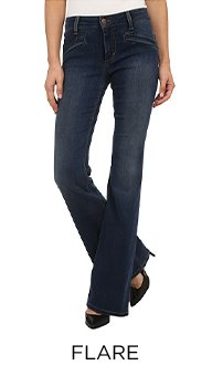PerfectFit - Women's Flare Jeans