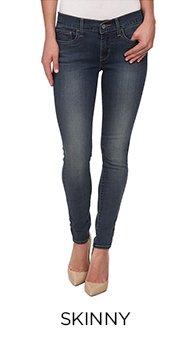 PerfectFit - Women's Skinny Jeans