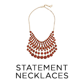 trends - statement necklaces