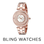 trends - bling watches