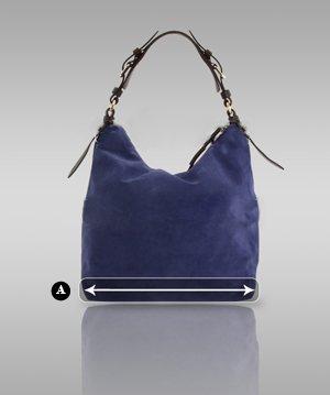 bag width