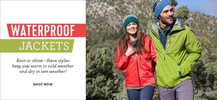 Outdoor Hero 1 - Waterproof Jackets, Rain Coats, Rain Jackets