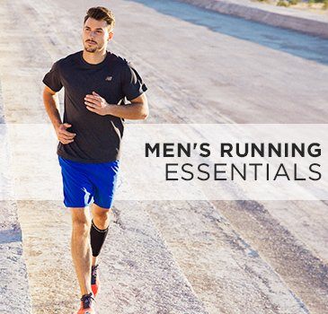 Men's Running Essentials