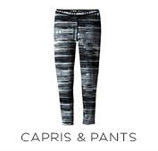 Women's Running Capris and Pants