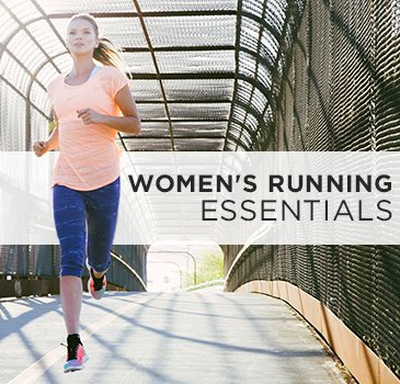 Women's Running Essentials