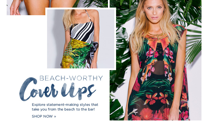 2 - Resort Essentials - Cover-Ups