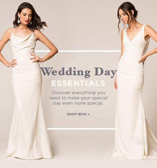 Hero - Bridal Essentials