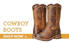 Western Promo 1 - Cowboy Boots, Western Boots