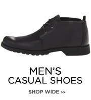 Men's Wide - Casual