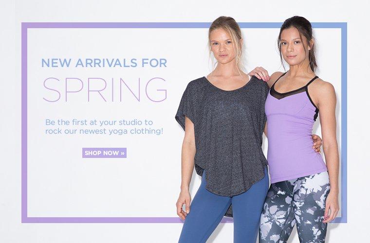 Yoga Hero 1 - New Arrivals Yoga and Studio Clothing