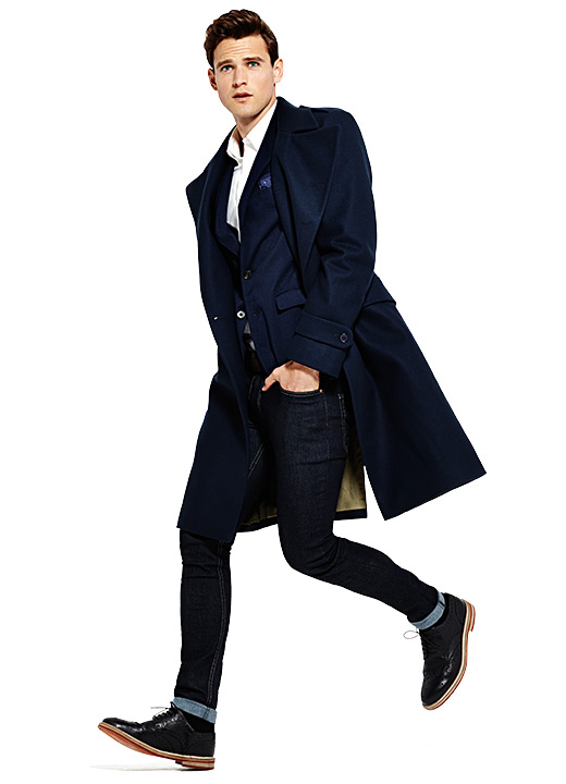 Men's Coat Edit