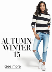 AW15 | New Arrivals in Women's Clothing