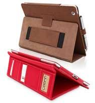 snugg brown ipad case