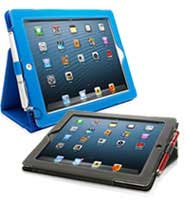snugg blue ipad case