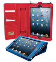 snugg red ipad case