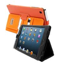 snugg orange ipad case