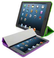 snugg green ipad case