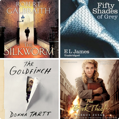 Best sellers book covers