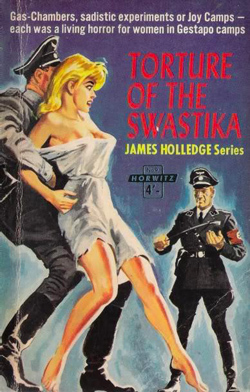 Torture of the Swastika cover