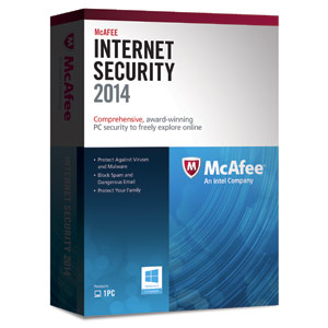 McAfee Total Protection 3D boxshot