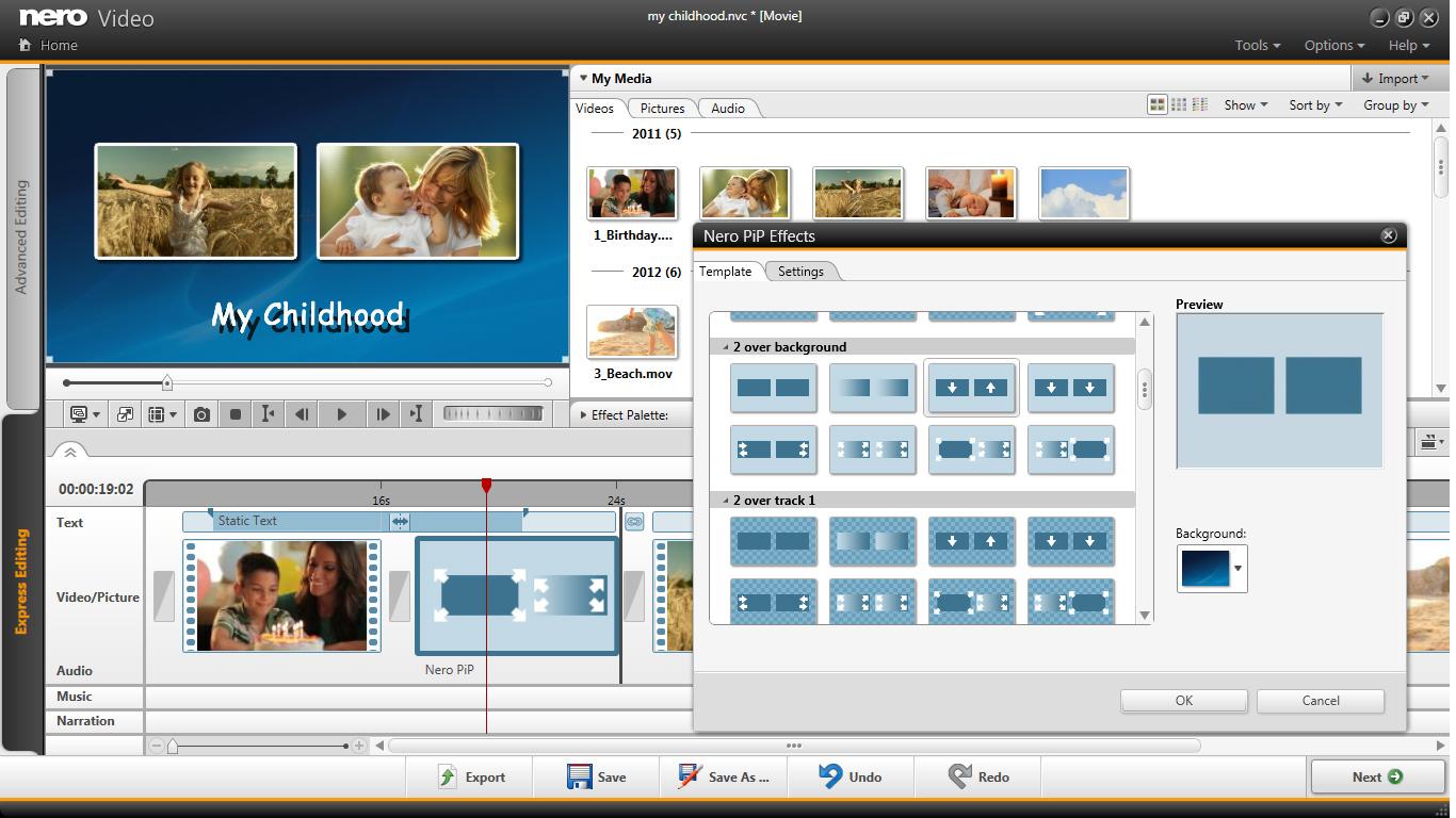 editor video free nero in culo