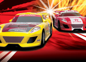 Pro Racing Series Artwork