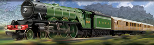 R1152 The Flying Scotsman train