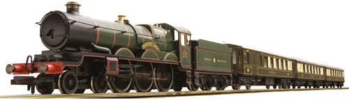 R1160 train on track
