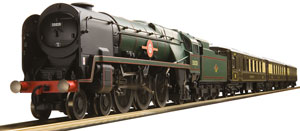 R1162 British-Pullman train