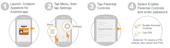 parental control android