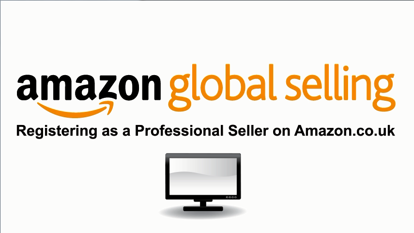 SELLING AS AN INDIVIDUAL ON AMAZON UK