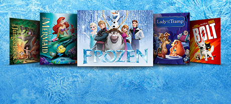 Disney HD movie deals