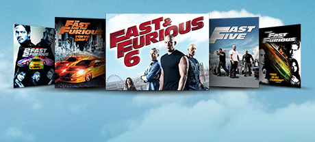 Fast and Furious movie deals