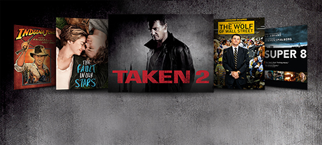 Recently added movie bargains
