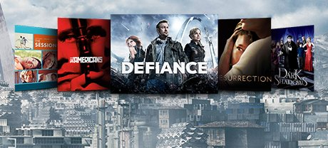 Recent releases on Prime