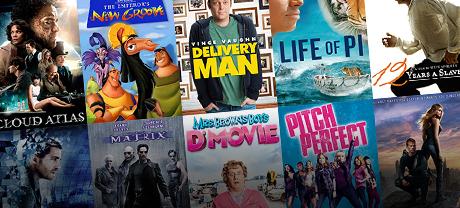 Top 100 Prime Movies