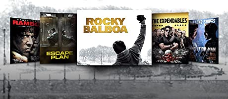 The Sylvester Stallone Collection