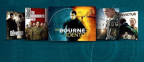 The Matt Damon Collection