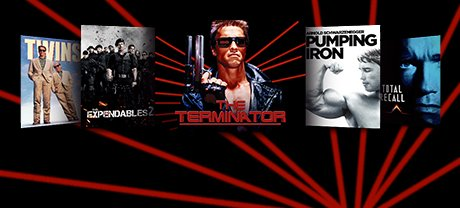 The Schwarzenegger Collection