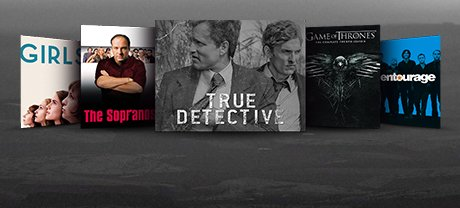HBO TV Collection