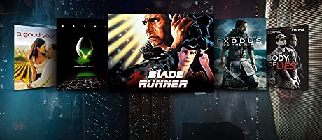 The Ridley Scott Collection