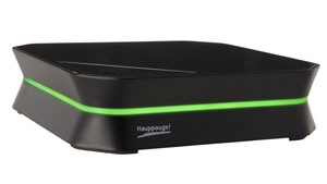 The Hauppauge HD-PVR 2 GE Plus Video Recorder