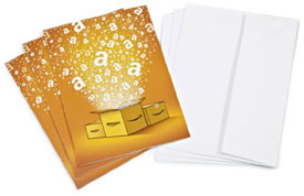 Amazon.co.uk Gift Cards for any occasion