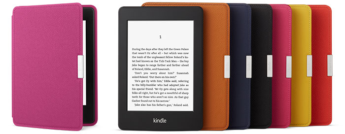 Kindle Paperwhite Cover Colors