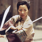Crouching Tiger Hidden Dragon (1 October)