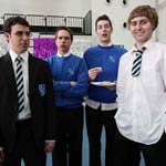 The Inbetweeners (Series 1-3)
