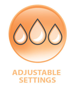 Adjustable Settings